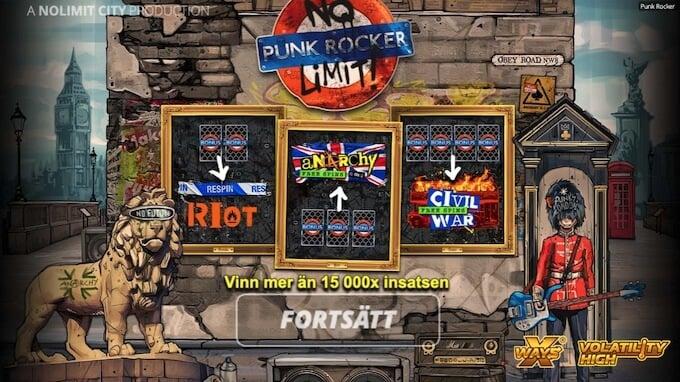 PunkRocker slot
