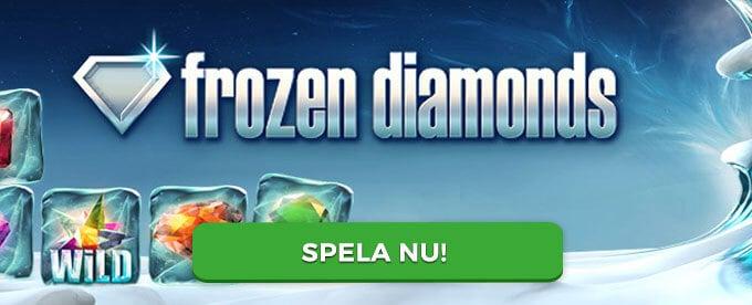Frozen Diamonds header