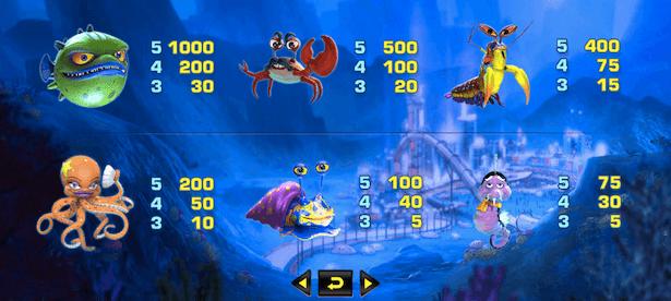 Reef Run Bonus