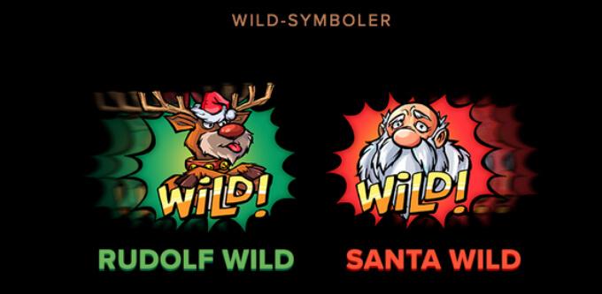 Santa vs Rudolf Slot Bonus