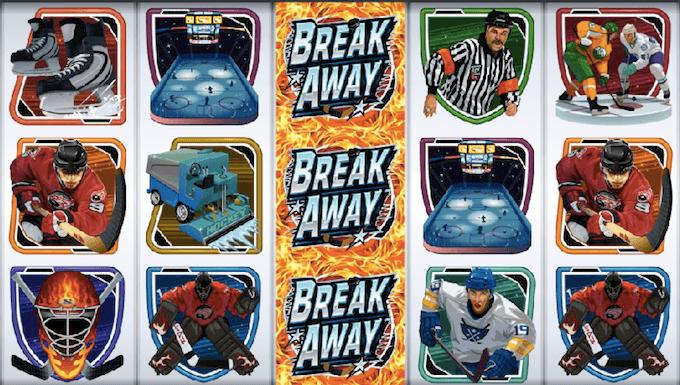 Break Away spelplan