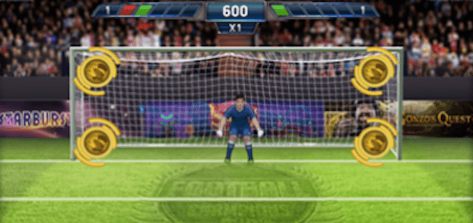 Football: Champions Cup Bonus Game