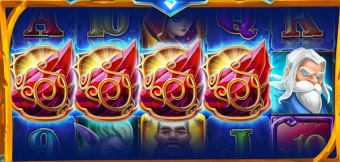 Crystal Clans free spins