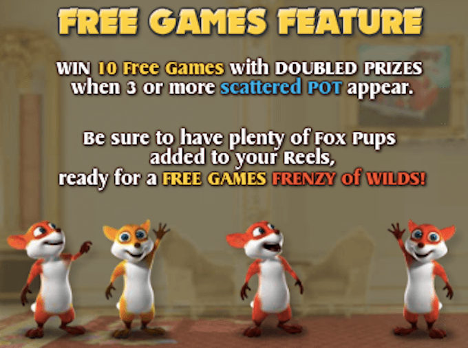 Foxin' Wins free spins