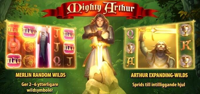 Mighty Arthur wilds
