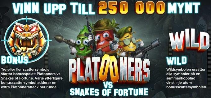 Platooners bonusspel