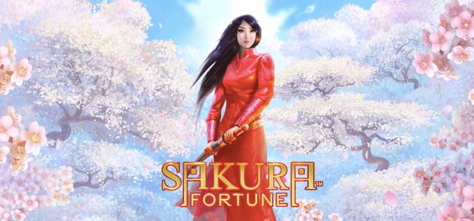 Sakura Fortune bonus