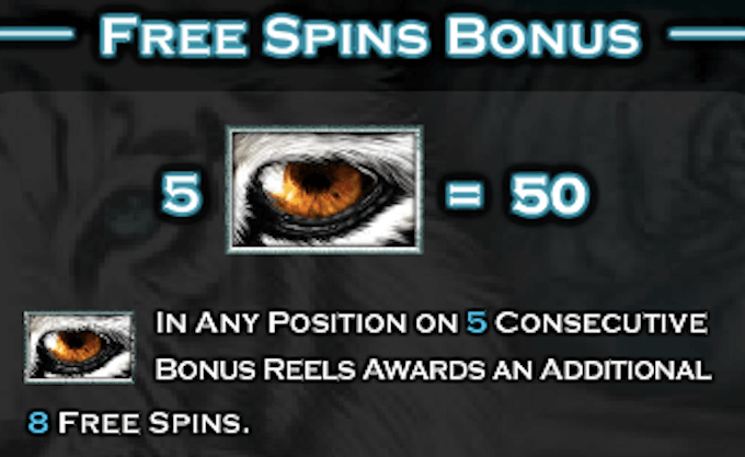 Siberian Santa free spins