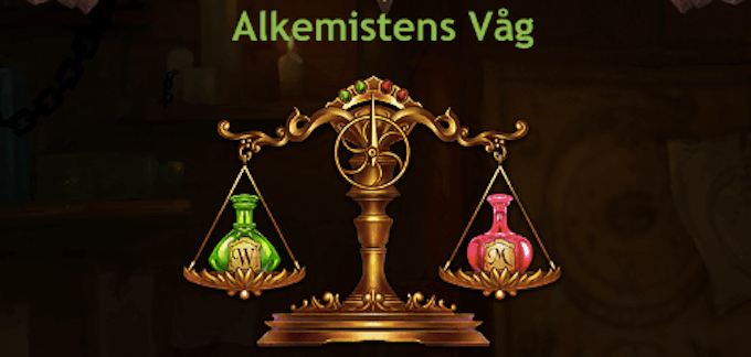 Alchymedes bonusspel