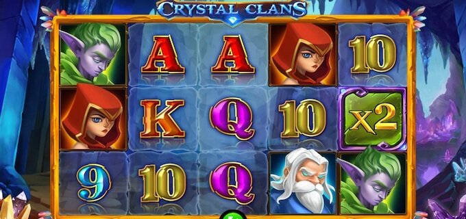 Crystal Clans symboler