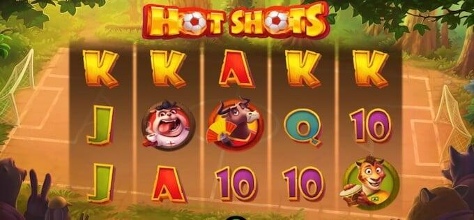 Hot Shots symboler