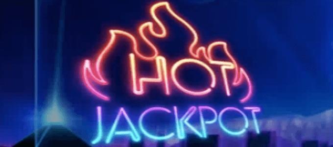Neon Reels progressive jackpot