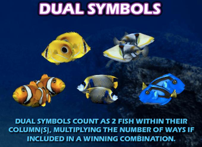 Pacific Paradise Dual Symbols