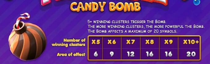 Sugar Pop 2 bonus