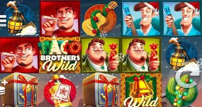 Taco Brothers Saving Christmas spelplan