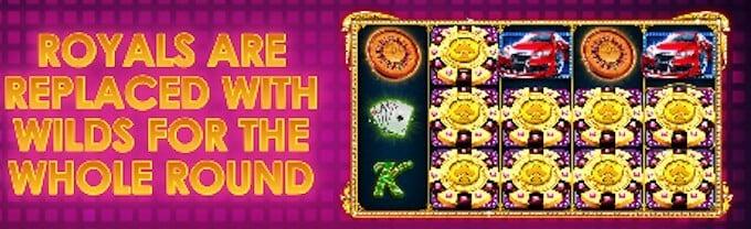 Vegas Nights free spins