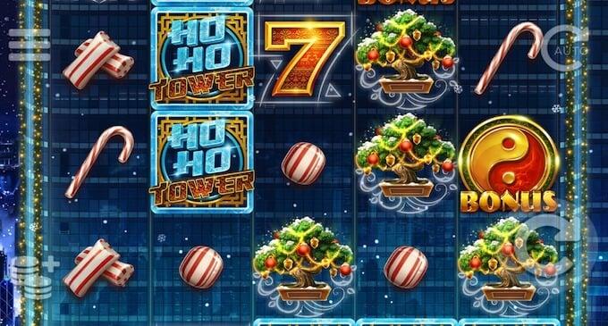 Ho Ho Tower spelplan