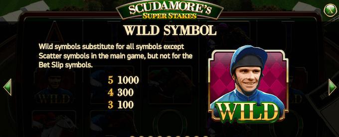 Scudamore wild