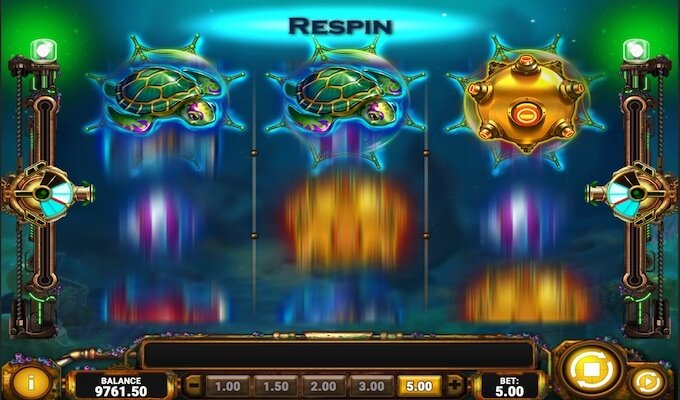 Sea Hunter Free Spins