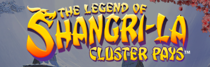 The Legend of Shangri-La logga.