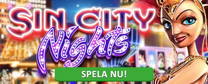 Sin City Nights banner