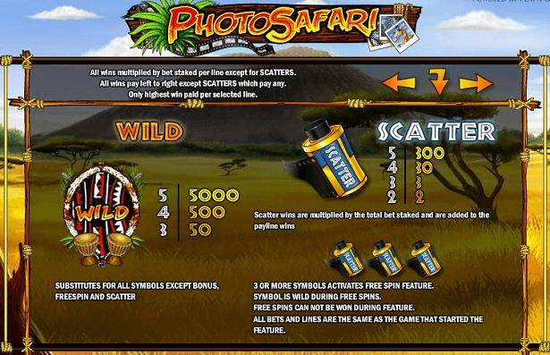 Spela Photo Safari online