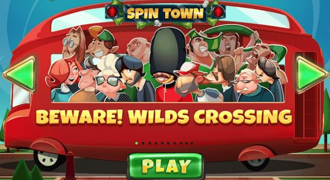 Spin Town karaktärer