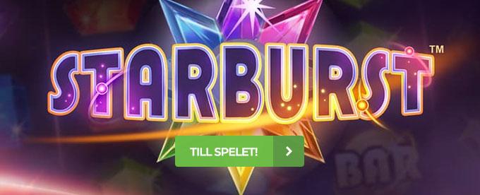 Starburst header