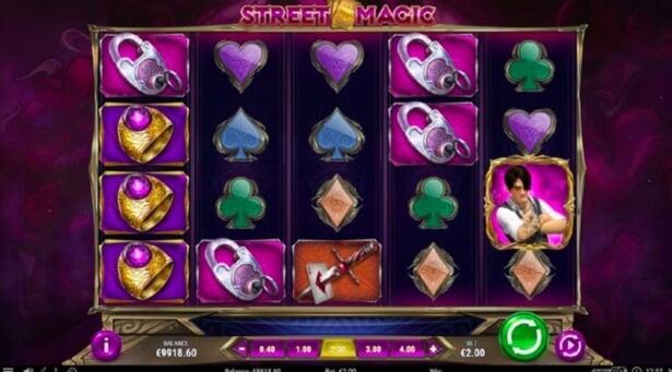 Street Magic Slot Spel