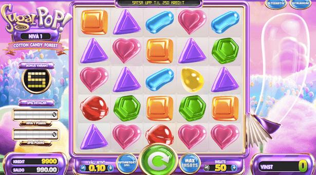 SugarPop Bonus