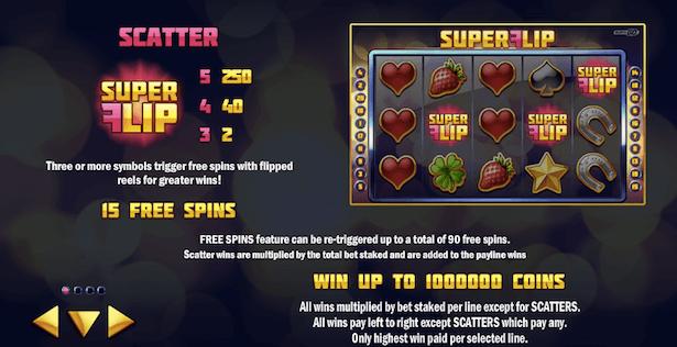 Super Flip Bonus