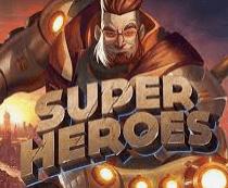 Super Heroes Slot.