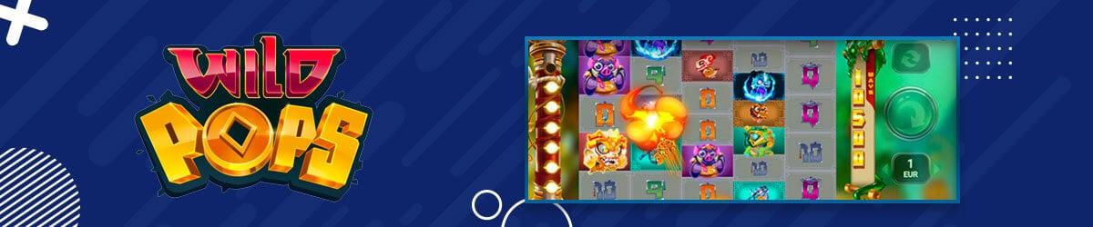 Wild Pops Slot Bonus