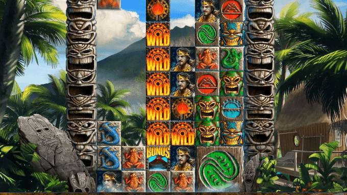 Spelbord Tahiti Gold