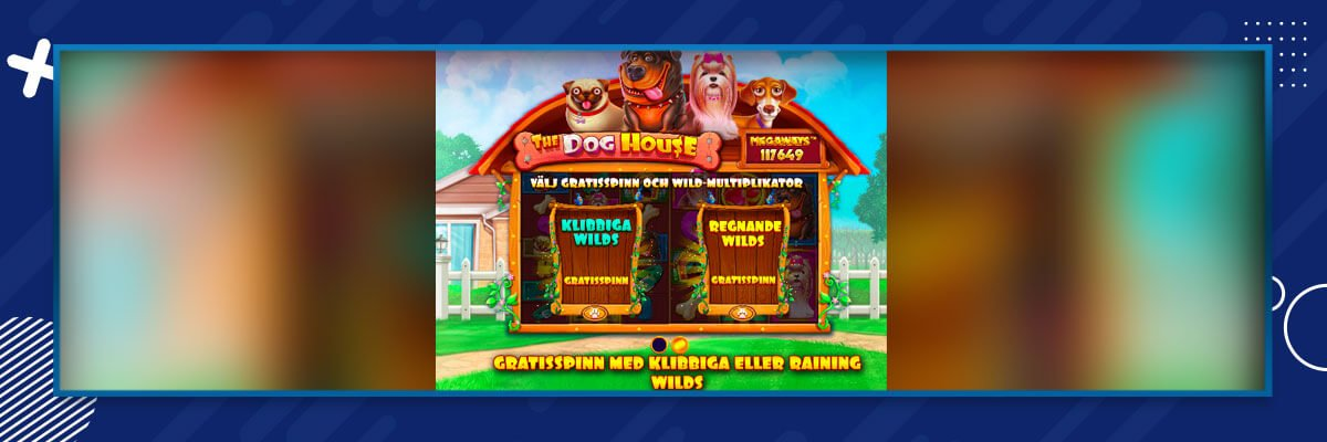 The Dog House Slot Bonus Game