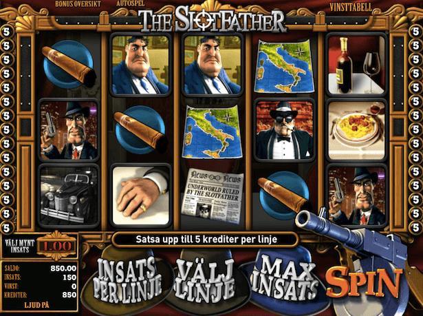 The Slotfather Bonus