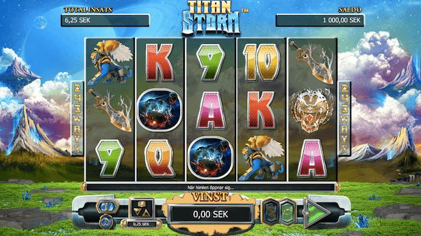 Titan Storm Bonus