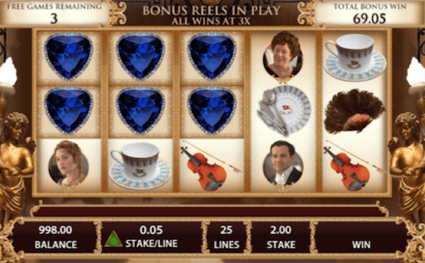 Titanic Online Slot Bonus