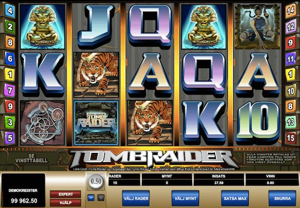 Tomb Raider Bonus