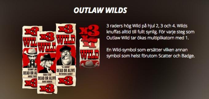 Tombstone Slot Wilds