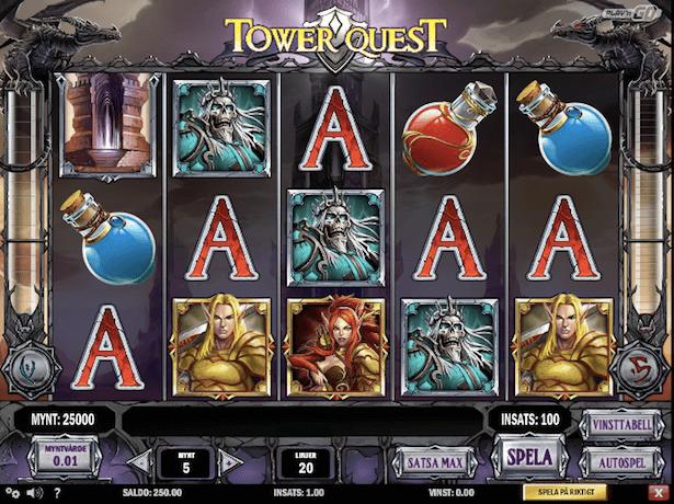 Tower Quest Bonus