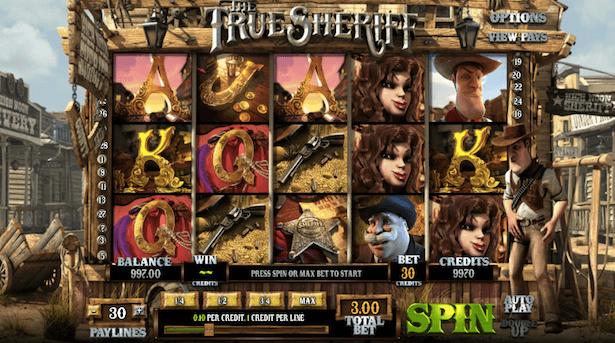 The True Sheriff Bonus