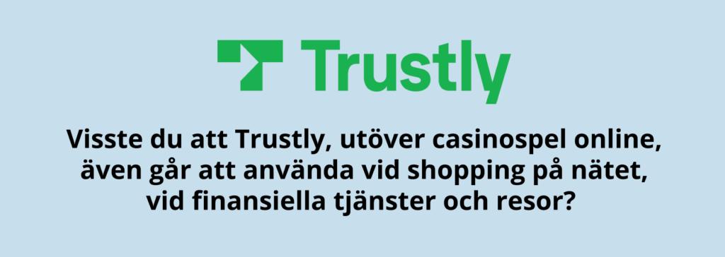 Trustly en användningsbar betalmetod