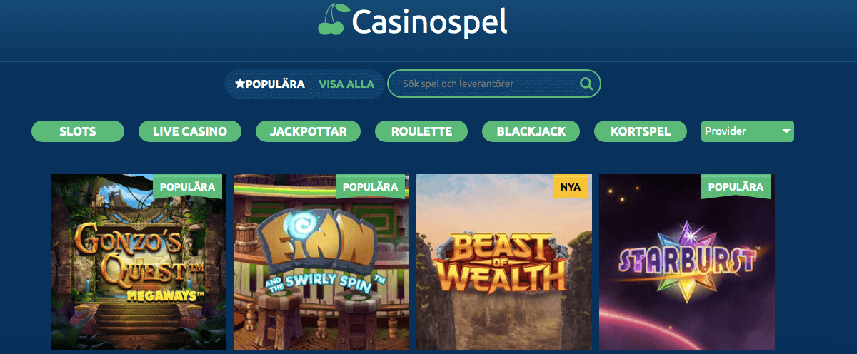 Turbonino Casino Spel