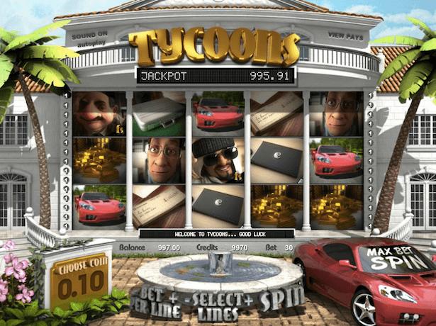 Tycoons Bonus