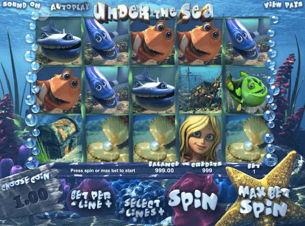 Under the Sea Bonus
