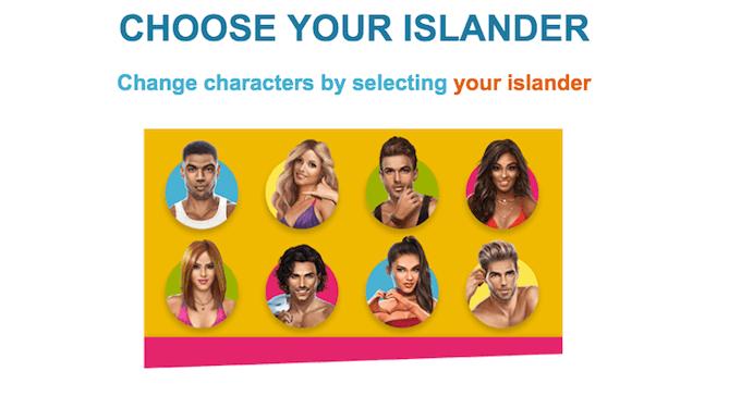 """Välj din """"islander"""""""