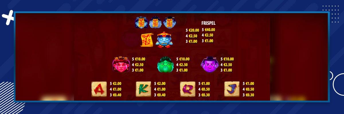 Vampire Senpai Slot Bonus Game