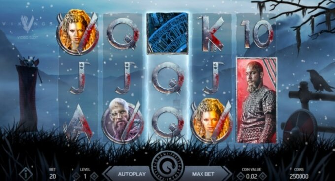 Vikings Slot Bonus