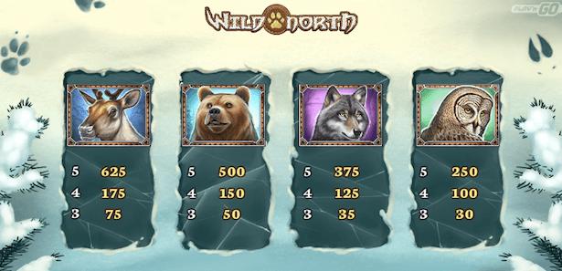 Wild North Bonus